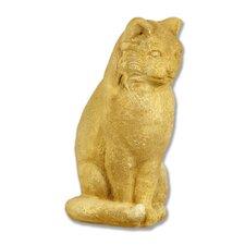 Animals Door Cat Statue