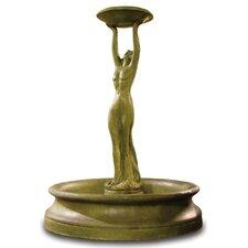 Fiber Stone Cecilia Fountain