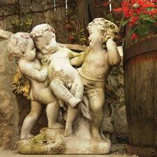 Angels Franciscan Cherubs Statue