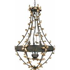 Mary Frances 3 Light Lantern