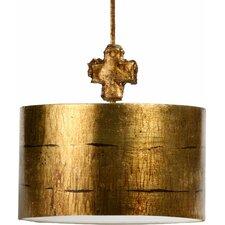 1 Light Drum Pendant