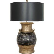 "Ursuline 28.5"" H Table Lamp Drum Shade"