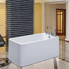 """PureScape 55"""" x 30"""" Soaking Bathtub"""