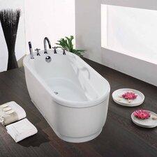 """Purescape 51"""" x 30"""" Soaking Bathtub"""