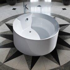 """PureScape 53"""" x 53"""" Soaking Bathtub"""