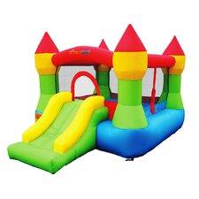 Castle Hoop Bounce House