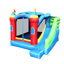 Royal Palace Bounce House with Slide