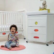 Jazz 2 Piece Nursery Crib Set