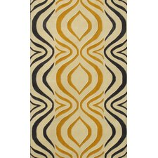 Cologne Gold Area Rug