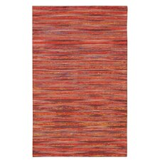 Lazzarro Red Area Rug