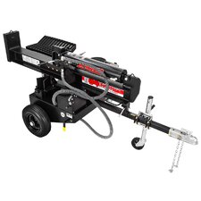 34 Ton Electric Log Splitter