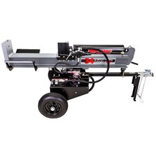 34-Ton 11.5 HP Electric and Recoil Start Log Splitter