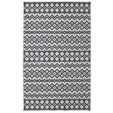 Loop Print Base Aztec Bands Area Rug