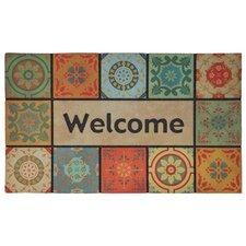 Riviera Tiles Doormat