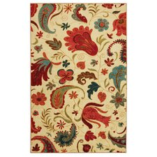 Select Strata Tropical Acres Area Rug