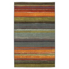 New Wave Rainbow Area Rug