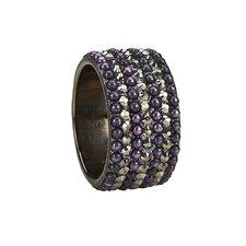Magenta Napkin Ring (Set of 4)