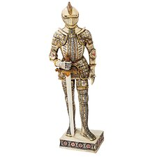 Knight of the Realm with Sword Figurine