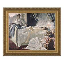 Rolla, 1878 by Henri Gervex Framed Painting Print