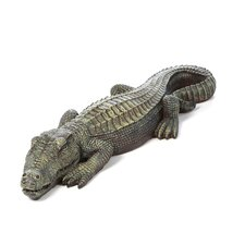 The Swamp Beast Crocodile Statue
