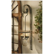 Tuscan Hanging Candeliere Glass Pendant Sconce