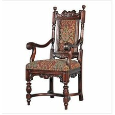 Grand Classic Edwardian Arm Chair