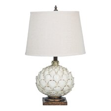 "Spring Grove 24.5"" H Table Lamp with Empire Shade (Set of 2)"