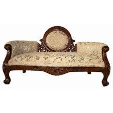 Victorian Cameo-Backed Sofa
