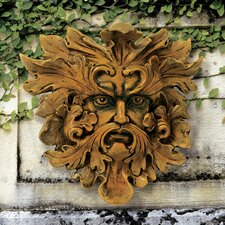 Oak King Greenman Wall Decor