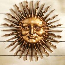 Sloane Square Greenman Sun Wall Décor