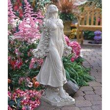 Divine Flora Patroness of Gardens Statue