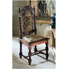 Charles II Fabric Side Chair