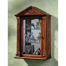 Essex Hall Wall Curio Cabinet