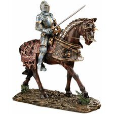 Knights of Blenheim Palace Figurine