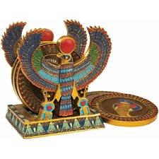 Egyptian Temple Coaster