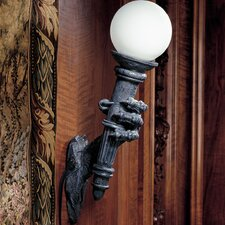Blackfriar's Gate 1 Light Sconce