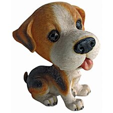 Prized Pup Beagle Puppy Dog Figurine