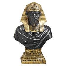 Egyptian King Rameses II Bust