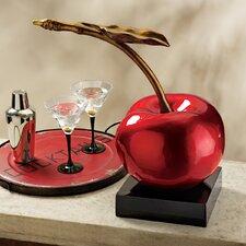 Cherry on Top Modern Sculpture