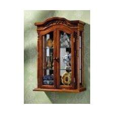 Beacon Hill Wall Curio Cabinet