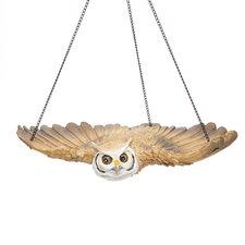 The Garden Owl Hanging Wall Décor