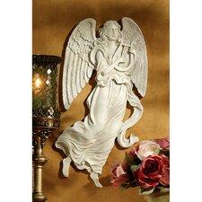 Heavenly Music Angel Wall Decor