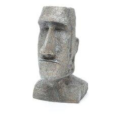 Easter Island Moai Monolith Sculpture