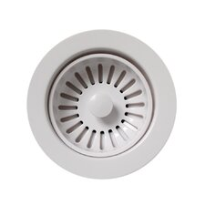 "3.5"" Basket Strainer for 3.5"" Kitchen Sinks"