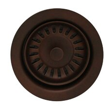 Waste Disposer Trim for Deep Fireclay Sinks