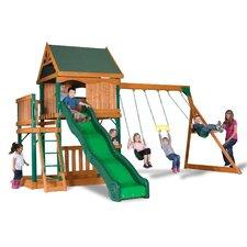 Montego Bay All Cedar Swing Set