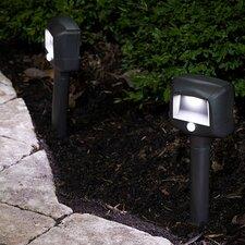 Mr. Beams MB572 Battery Powered Motion Sensing LED Path Light, 2-Pack