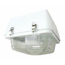 120W 50K Canopy Luminaire Flush Mounting White