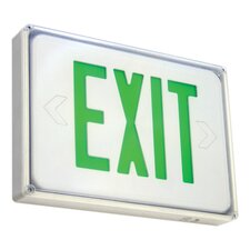 Wall LED Exit Sign
