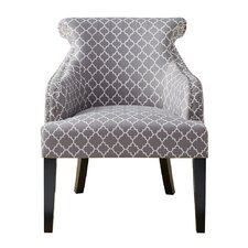 Alexis Rollback Arm Chair